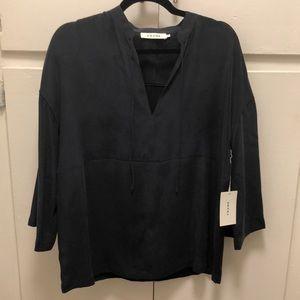 FRAME silk blouse